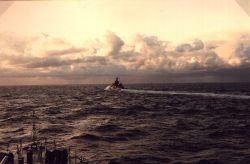 Auf See :: Wind und Wellen